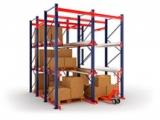 Складское оборудование, сейфы и металлическая мебель